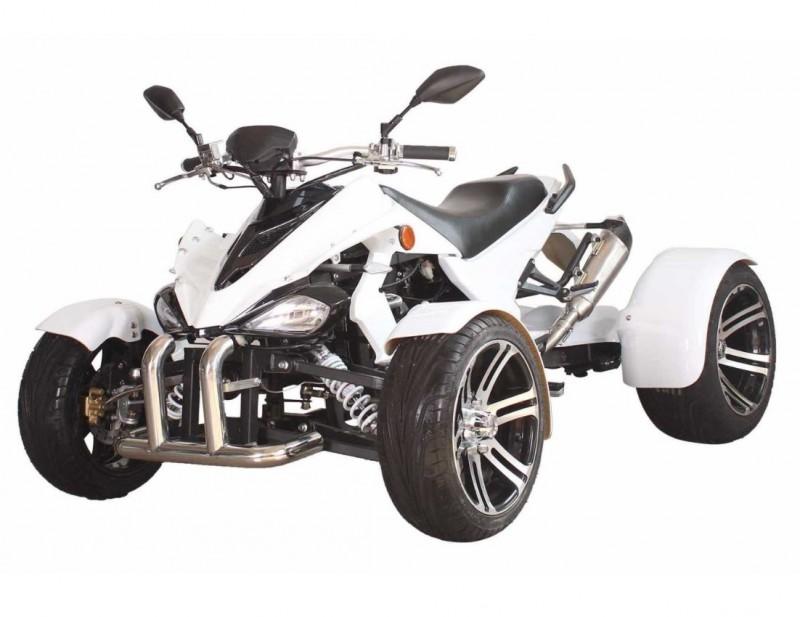 Quad sans permis moto
