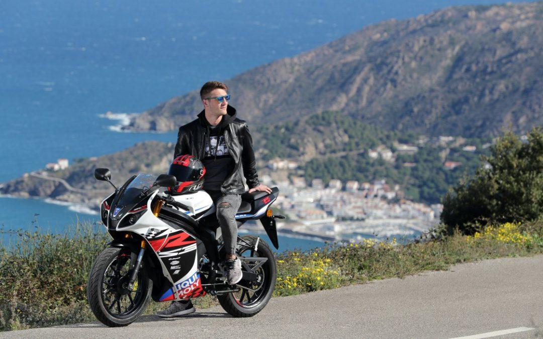 Pourquoi choisir la Rieju RS3 50cc ?