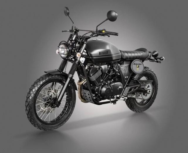 La moto Bullit Bluroc 250cc, une aubaine en plein pandémie de coronavirus
