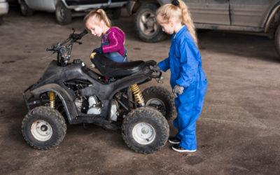 Le Top 3 des quads électriques pour enfant selon leur âge